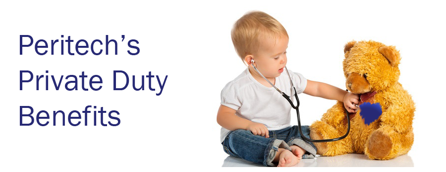 Pediatric Private Duty Benefits